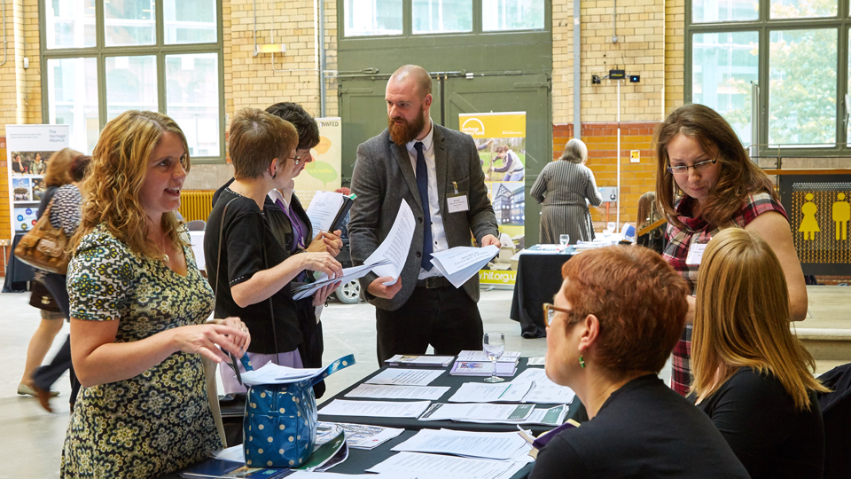 Museum Development North Wests Annual Funding Fair