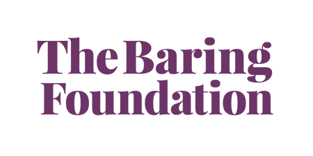 The Baring Foundation logo