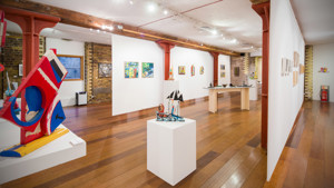 The Menier Gallery, Lower Ground Gallery