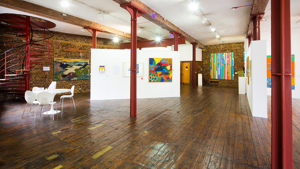 The Paintings in Hospitals Summer Show at the Menier Gallery, 2015