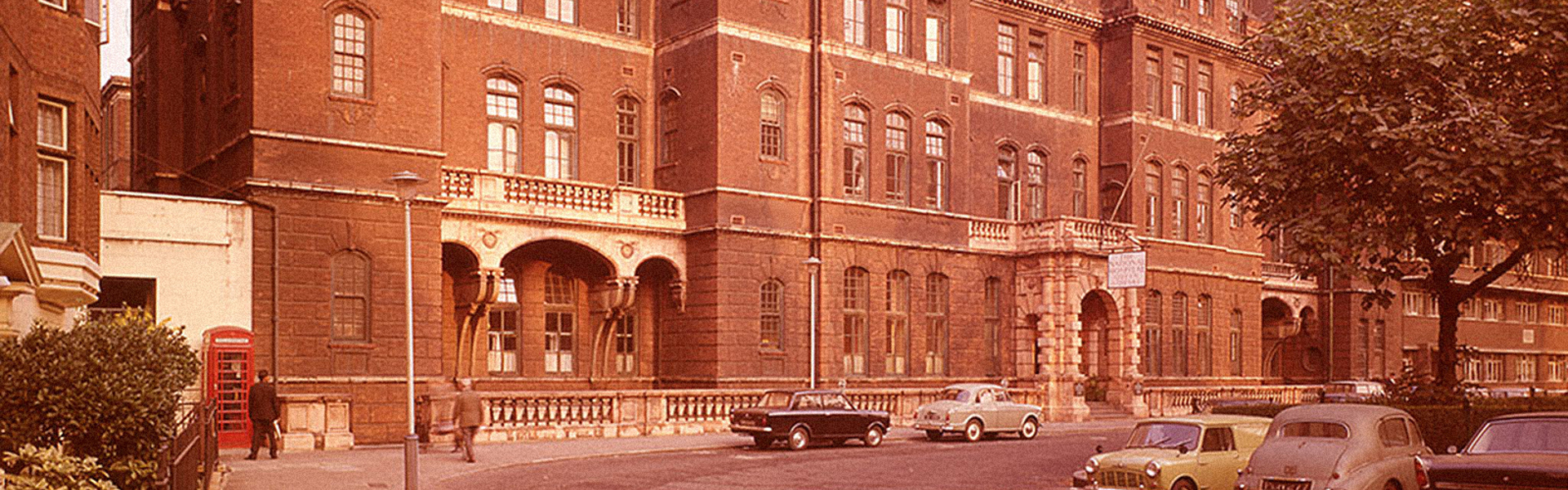 National Hospital for Neurology and Neurosurgery in the 1960s