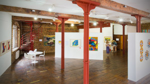 The Menier Gallery, Ground Floor Gallery