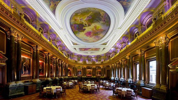 Paintings in Hospitals 60th Anniversary Gala Dinner will take place in Drapers Hall, London EC2N 2DQ