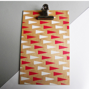 Red Arrow Clipboard - Large