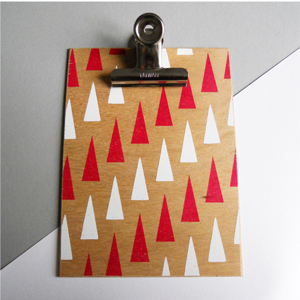 Red Arrow Clipboard - Small