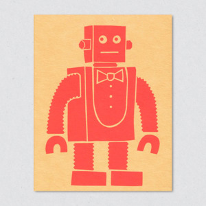 Greetings Cards: Smart Robot